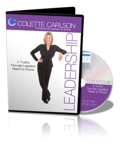 motivational-speaker-colette-carlson-communication-expert-leadership-women-female-business-leaders-audio-cd-recording